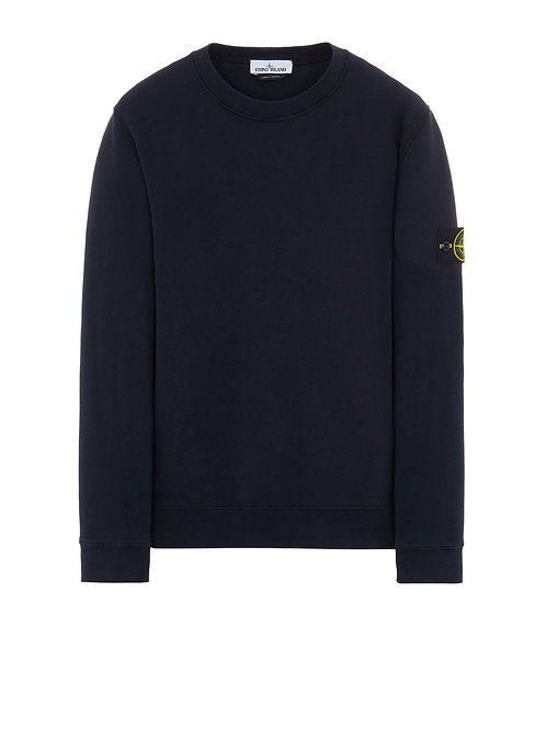Blue Stone Island Sweater