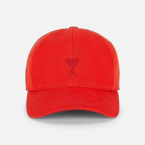 Red Ami Cap