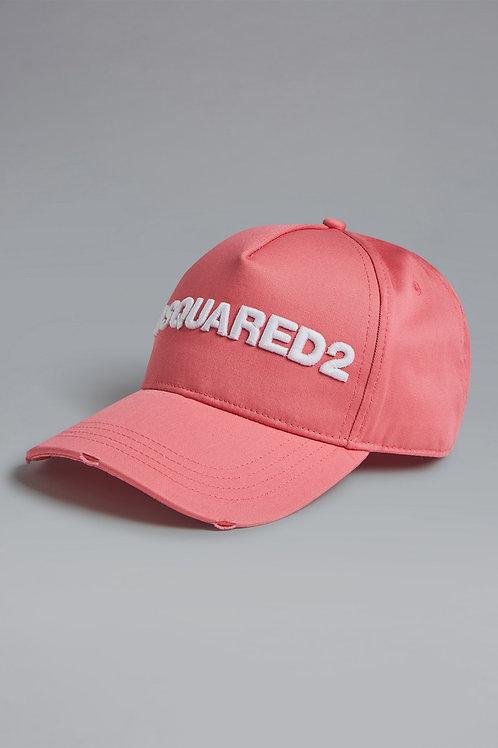 Pink Dsquared2 Girls Cap