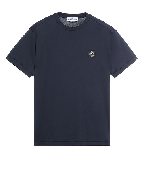 Dark Blue Stone Island T-Shirt