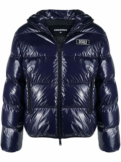 Blue Dsquared2 Jacket