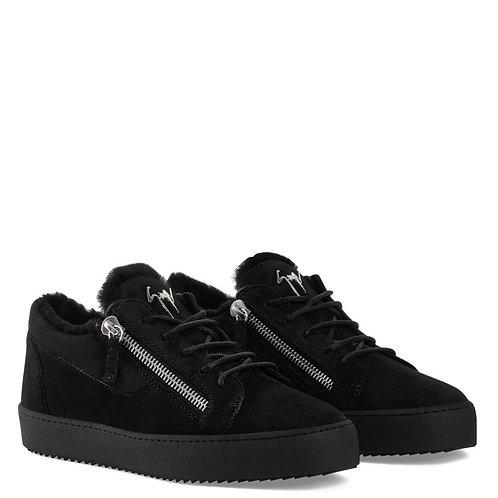 Black Giuseppe Zanotti Sneakers