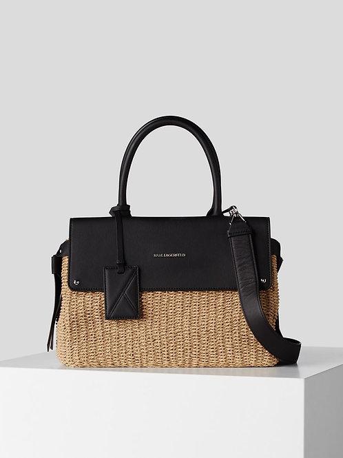 Beige Karl Lagerfeld Bag