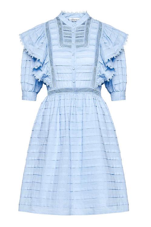 Blue Silvian Heach Dress