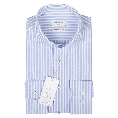 Blue Profuomo Shirt