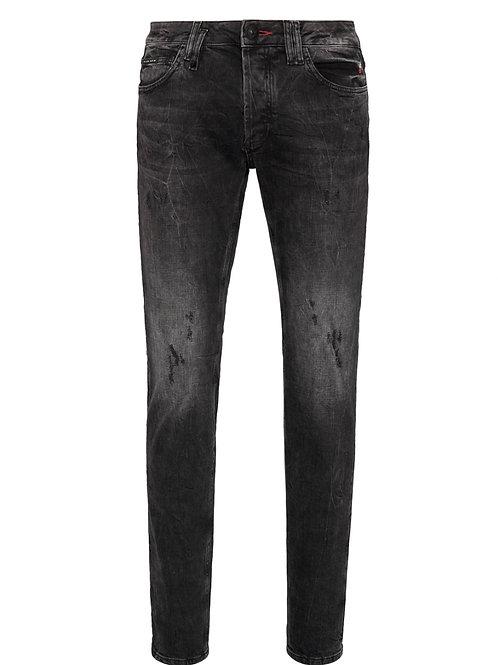 Grey Philipp Plein Jeans