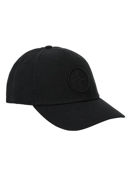 Black Stone Island Cap