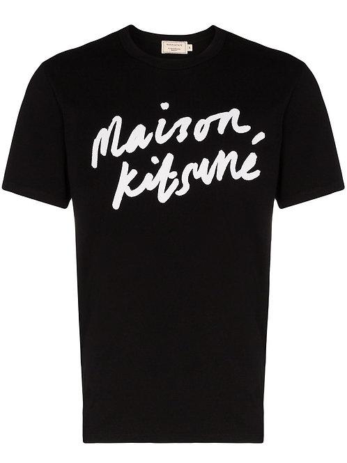 Black Maison Kitsuné T-Shirt