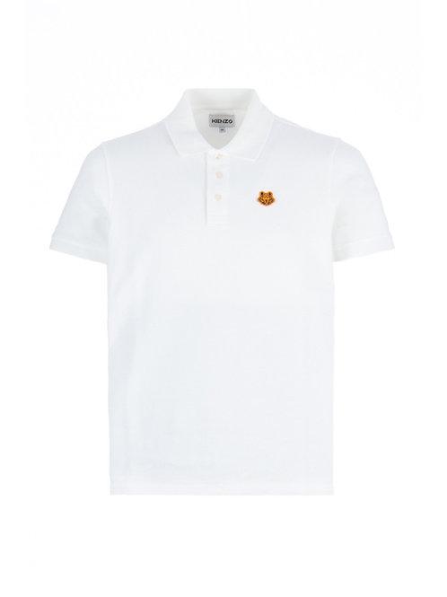 White Kenzo Polo