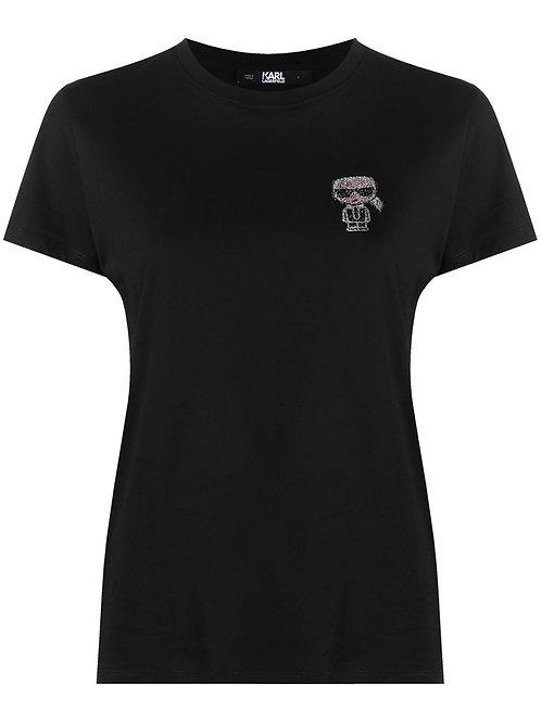 Black Karl Lagerfeld T-Shirt