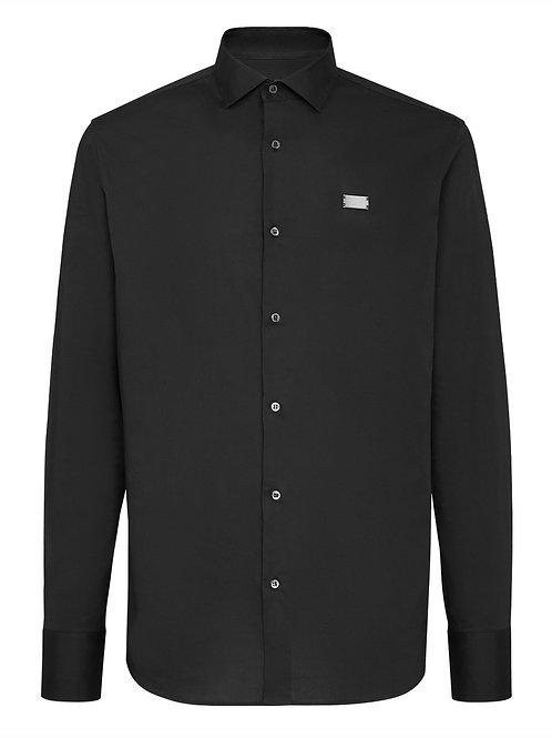 Black Philipp Plein Shirt