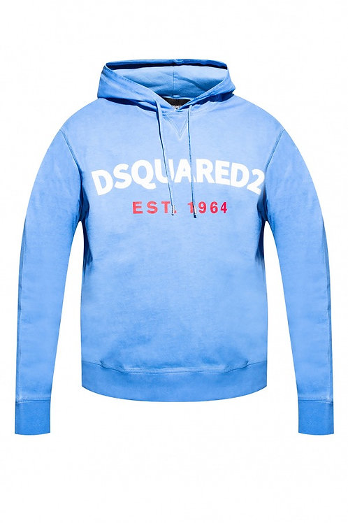 Blue Dsquared2 Sweater