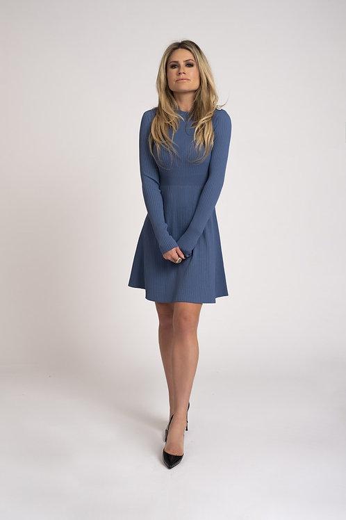Blue Nikkie Dress
