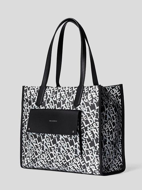 Black Karl Lagerfeld Bag