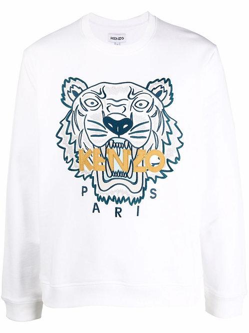 White Kenzo Sweater