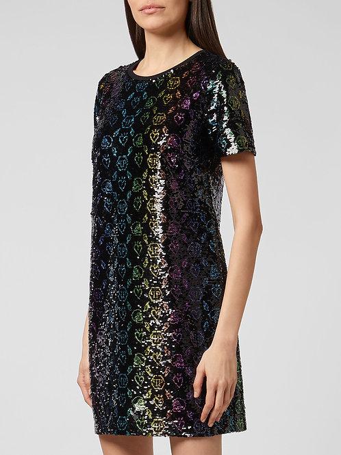 Black Philipp Plein Dress