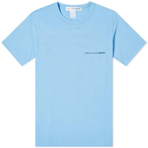 Blue Comme Des Garçons T-shirt