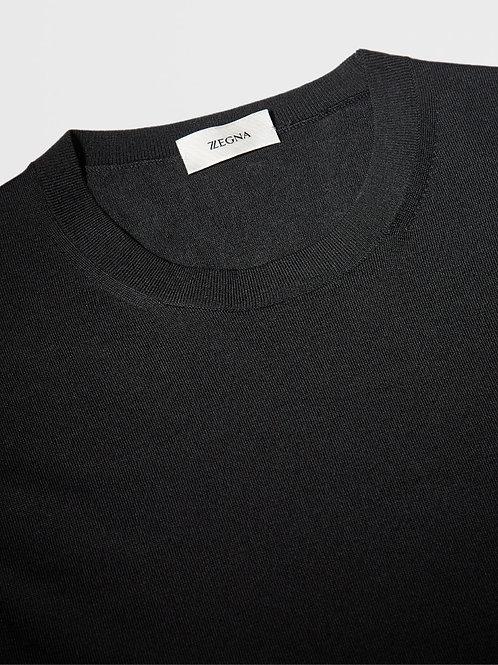 Black Zegna Knitwear