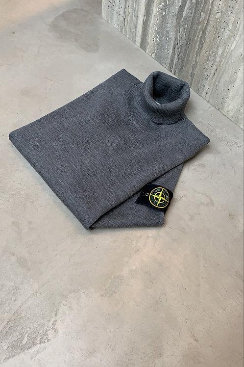 Grey Stone Island Knitwear