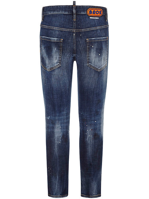 Blue Dsquared2 Jeans