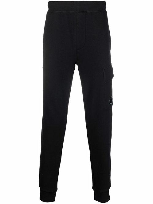 Black CP Company Sweatpants