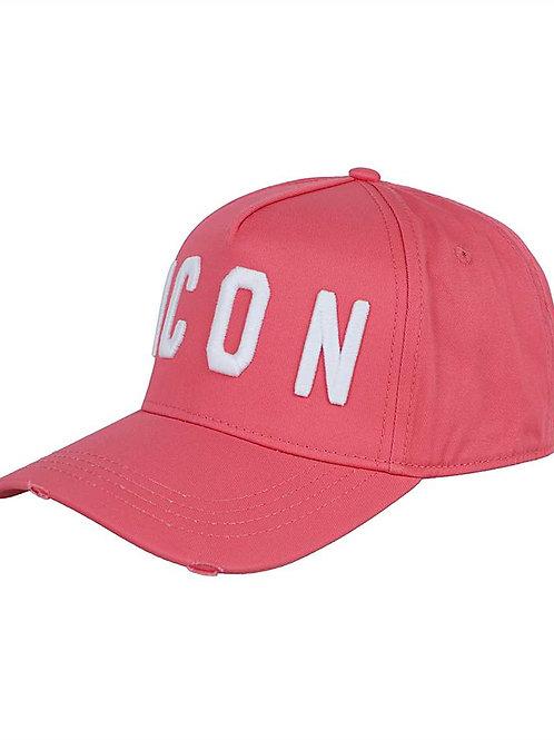 Pink Dsquared2 Cap