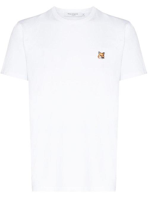 White Maison Kitsuné T-Shirt