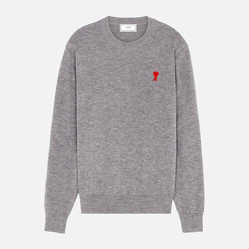 Grey Ami Paris Knitwear