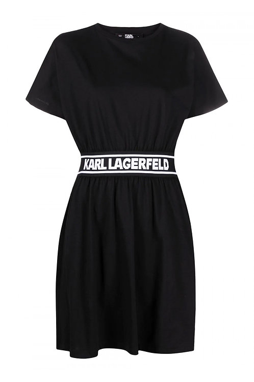 Black Karl Lagerfeld Dress