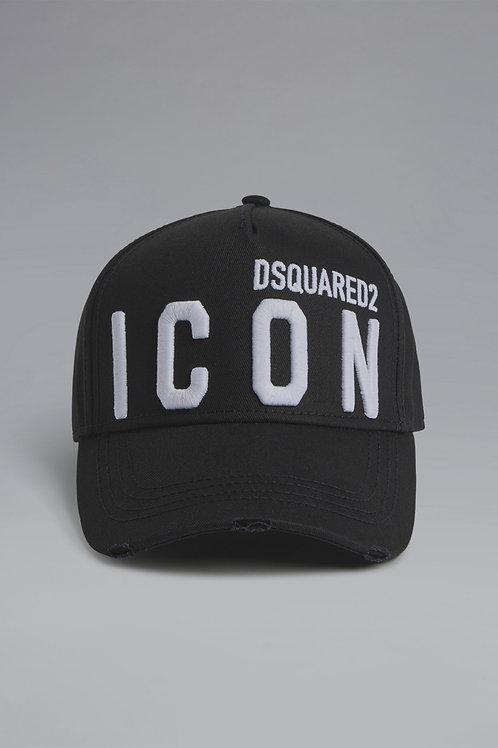 Black Dsquared2 Cap