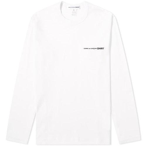 White Comme Des Garçons T-shirt