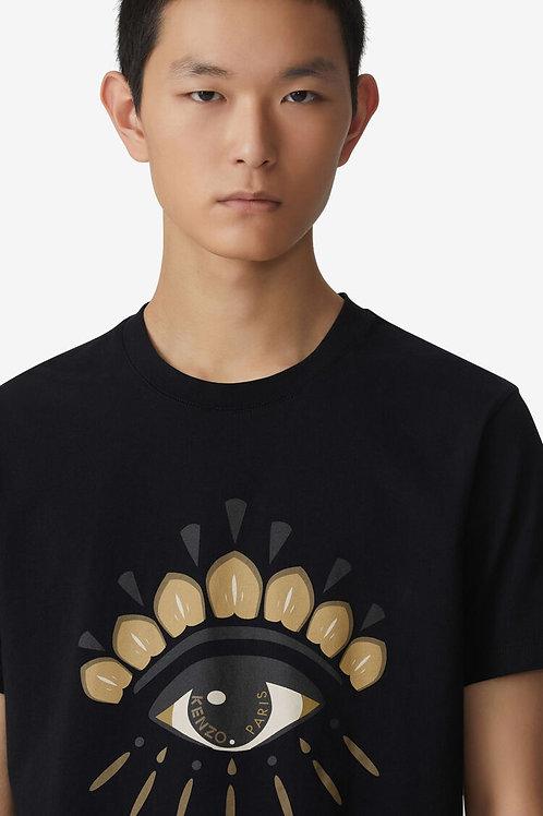 Black Kenzo Eye T-shirt