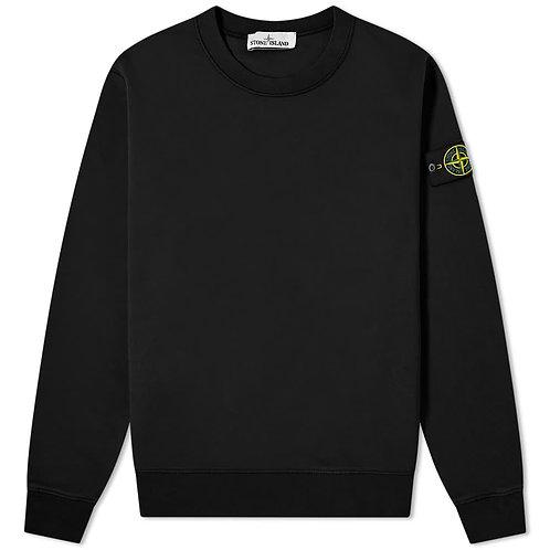 Black Stone Island Sweater