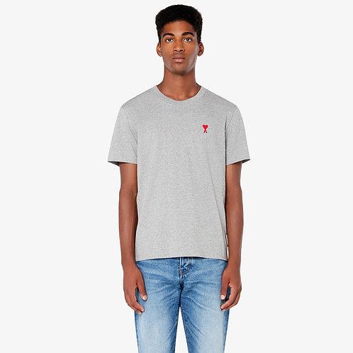Grey Ami Paris T-Shirt