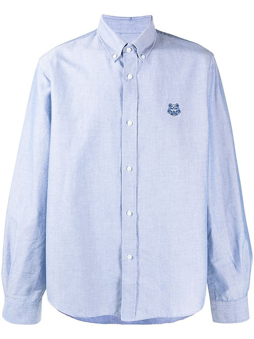 Blue Kenzo Shirt