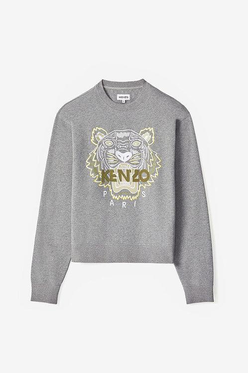 Grey Kenzo Sweater