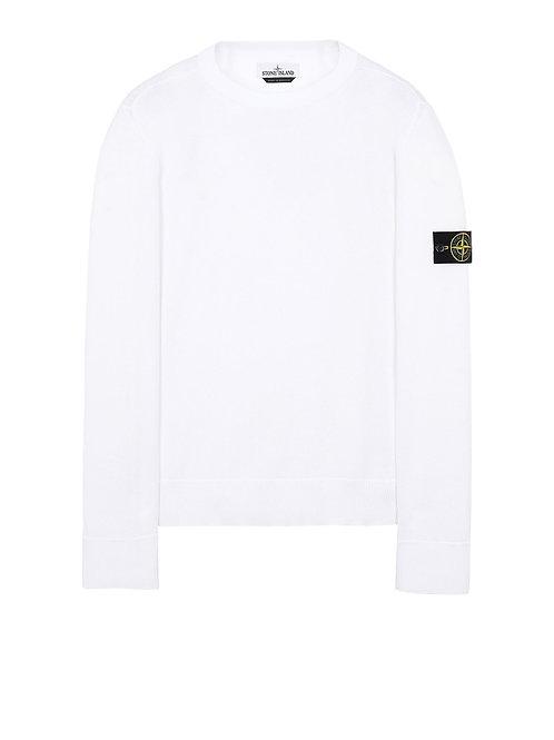 White Stone Island Knitwear