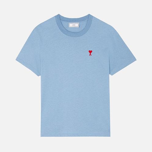 Blue Ami Paris T-shirt