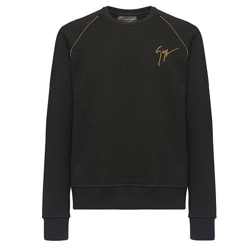Black Giuseppe Zanotti Sweater