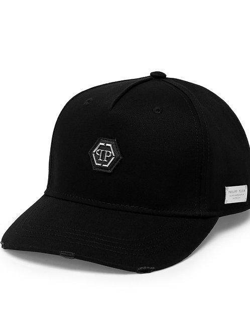 Black Philipp Plein Cap