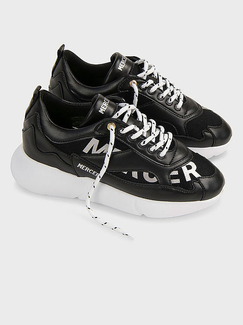 Black White Mercer Sneakers