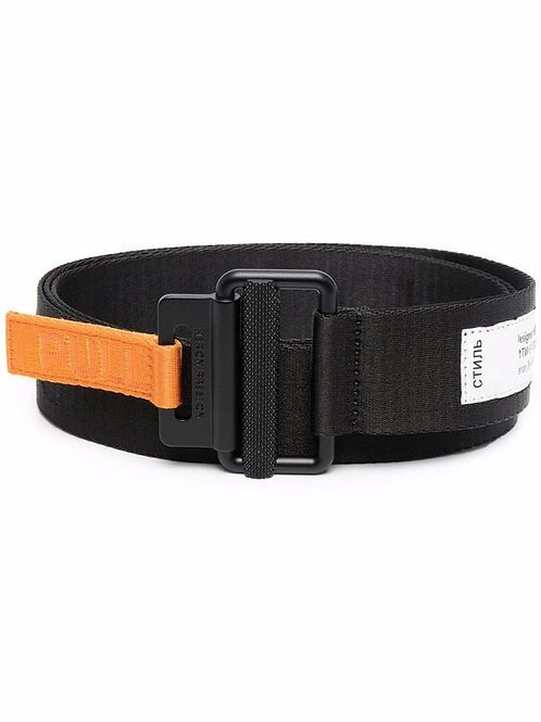 Black Heron Preston Belt