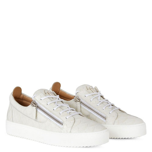 White Giuseppe Zanotti Sneakers