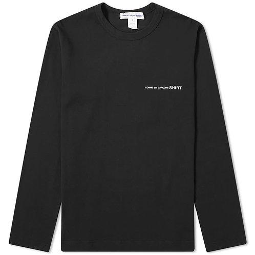 Black Comme Des GarçonsT-shirt