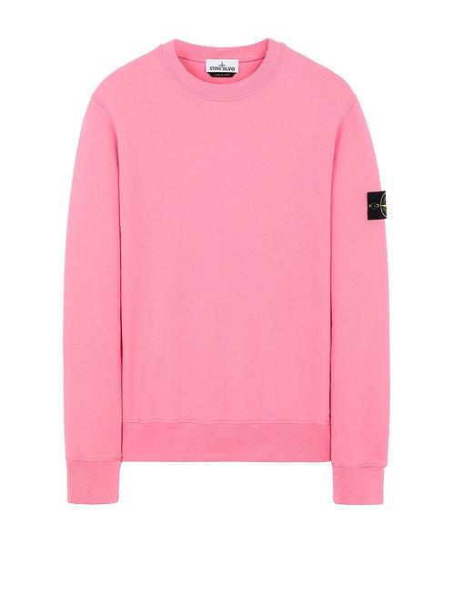 Pink Stone Island Sweater