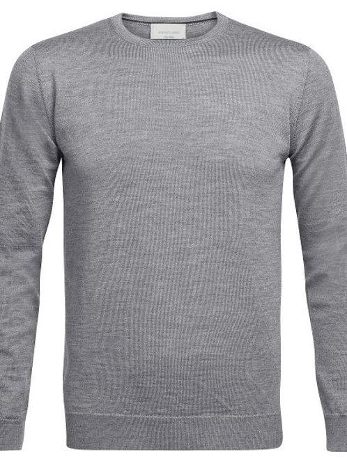 Light Grey Knitwear