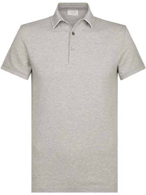Grey Profuomo Polo
