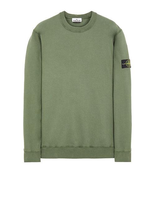 Khaki Stone Island Sweater