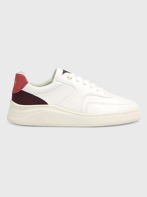 White Mercer Sneakers