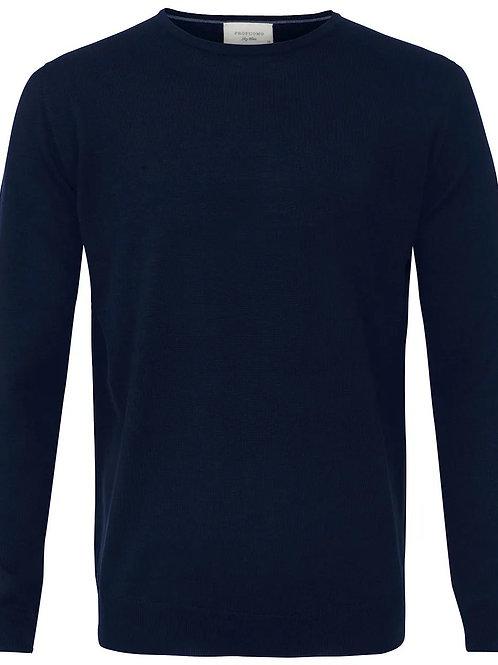 Blue Profuomo Knitwear